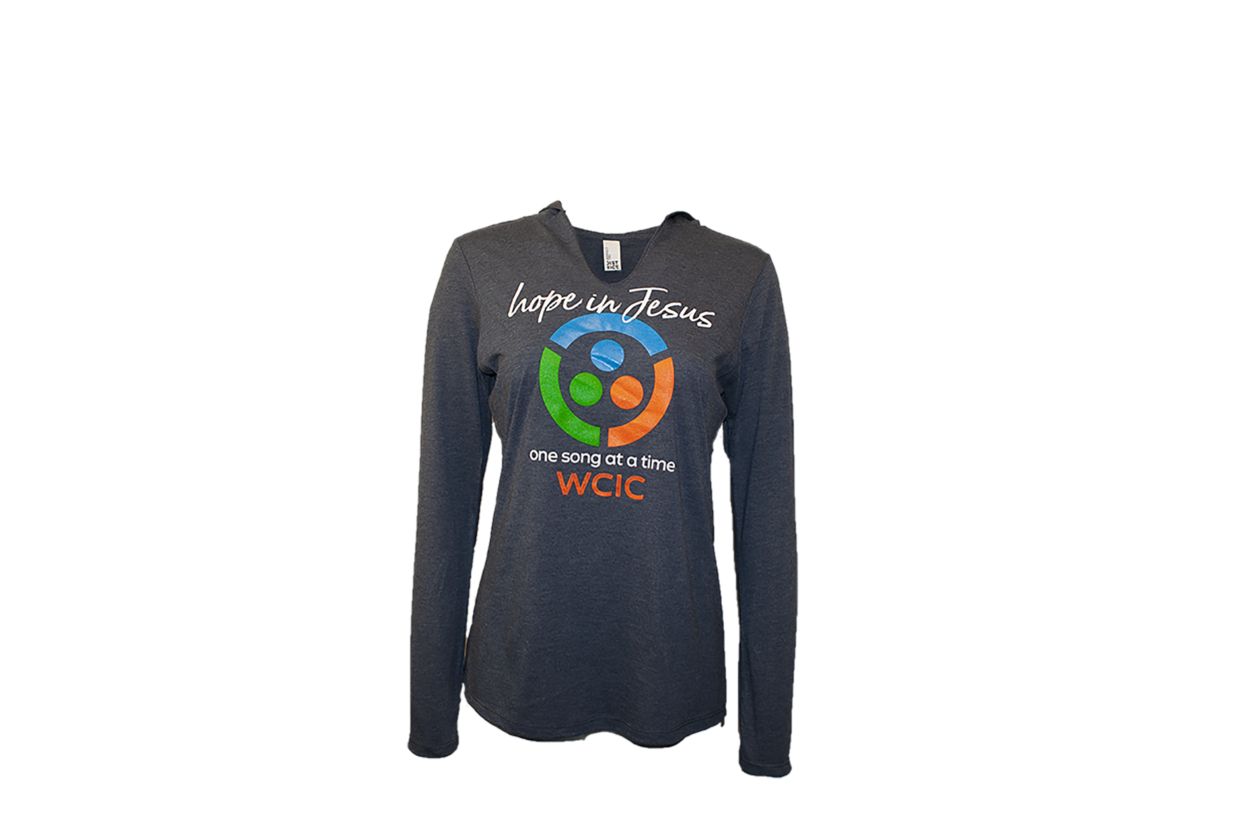 Womens WCIC Hooded Tee