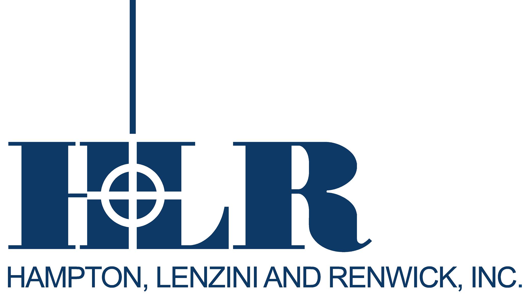 Hampton, Lenzini, and Renwick Logo