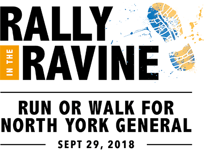 Rally in the Ravine | Run or Walk for NYGHF | September 29, 2018