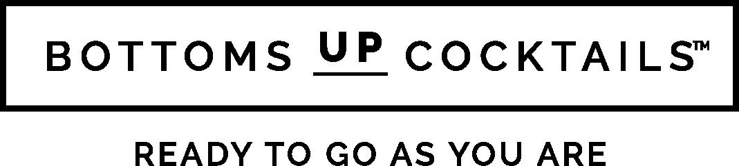 Bottoms Up logo