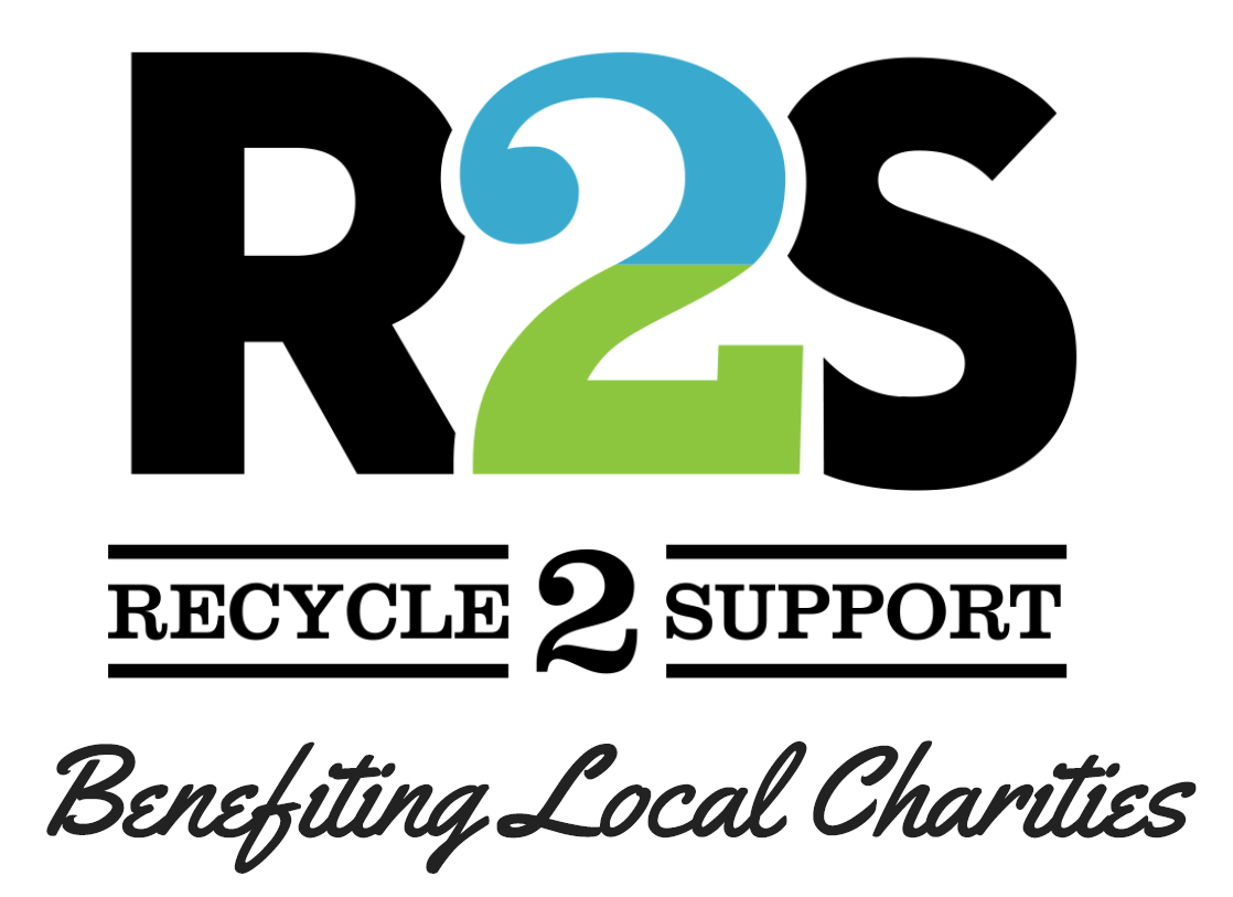 Recycle2Support logo