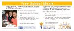 Click here for more information about Foster Child-School Meal Outreach Flyer