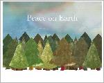 Click here for more information about Holiday Cards - Peace on Earth