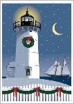 Click here for more information about Holiday Cards - Lighthouse Lights