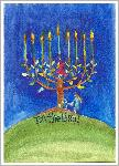Click here for more information about Hanukkah Cards - Be the Light
