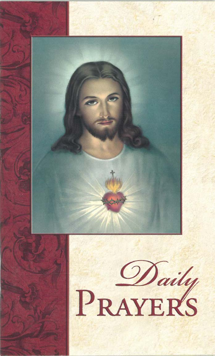 Daily Prayer Book - English