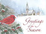 Click here for more information about Greetings of the Season - No Novena