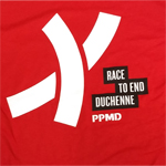 Click here for more information about Race To End Duchenne T-Shirt
