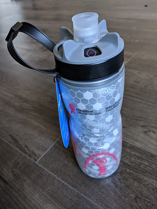Water bottle Breast cancer Foundation