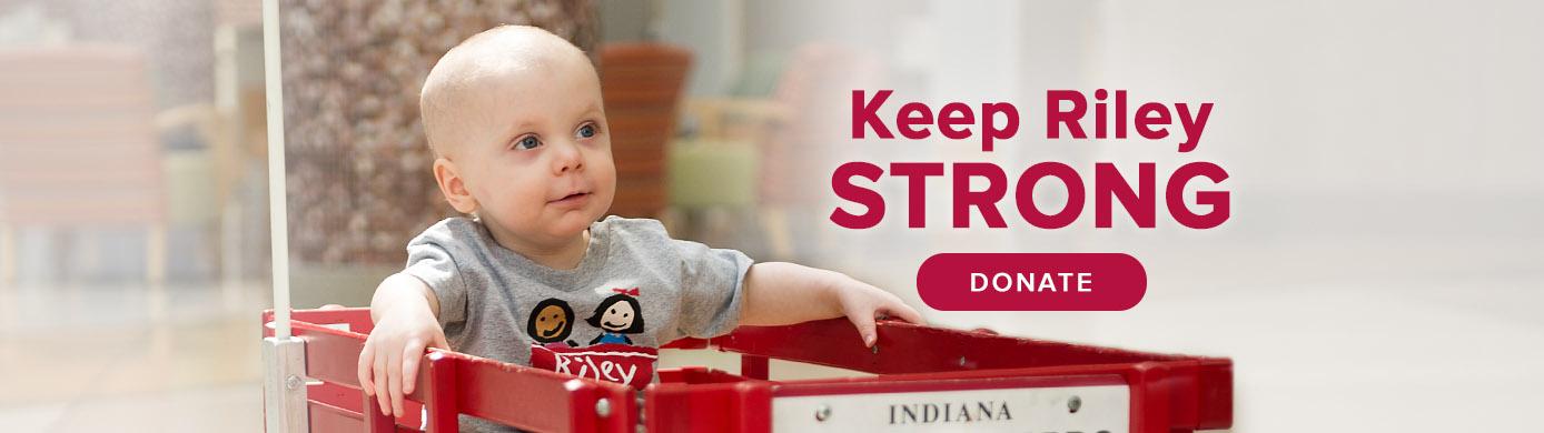 Keep Riley Strong