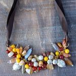 *NEW* Autumn Bauble Necklace