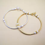 Click here for more information about Classic Silver and Gold Bracelets