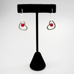 Click here for more information about Heart Earrings