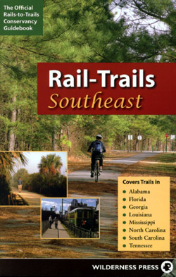 Rail-Trails: Southeast guidebook