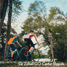 Cedar Valley Nature Trail   Liz Zabel/GO Cedar Rapids