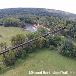 Photo Courtesy Missouri Rock Island Trail, Inc.