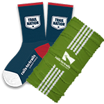 RTC Neckwarmer or TrailNation Socks