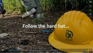 SCA Hard Hat