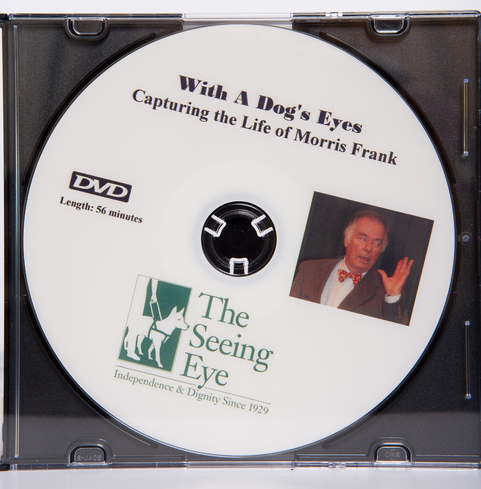 With a Dog's Eyes DVD