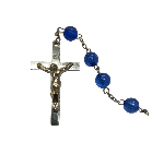 Click here for more information about Blue Rosary