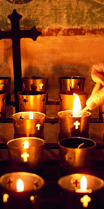 Light a Virtual Vigil Light