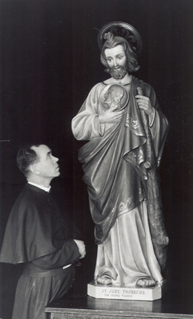 Fr. Tort and St. Jude