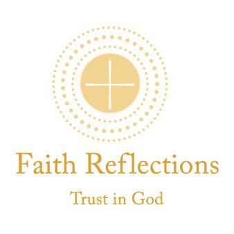 Our reflections on faith, hope and love help you learn how to trust God when you can't see the way