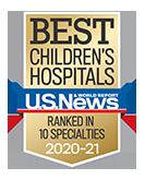 Best Children's Hospital 2019-2020