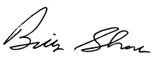 Billy Shore Signature