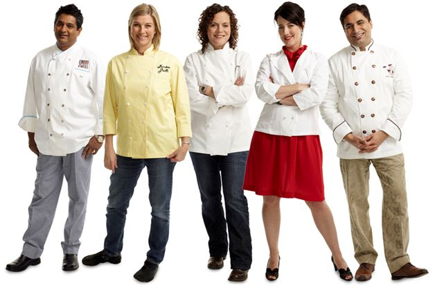 Mary Sue Milliken and guest chefs