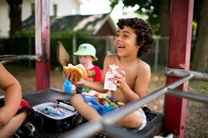 The No Kid Hungry campaign gets meals to kids all summer when school is out