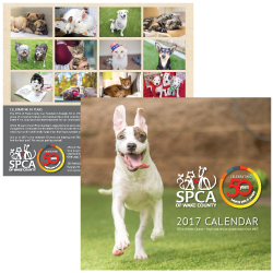 SPCA of Wake County Calendar