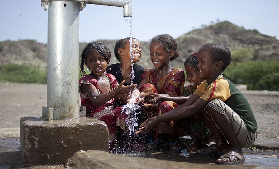 Share of Clean Water Project