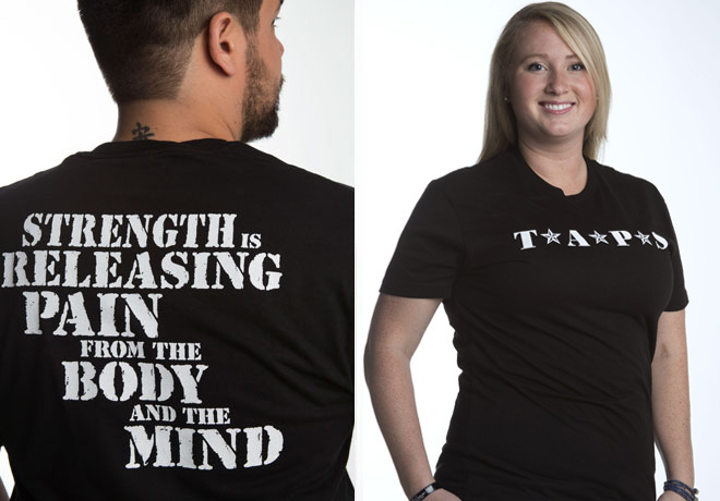 Strength Short Sleeve Tee