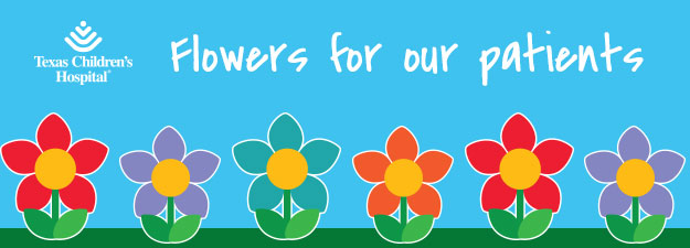 Send a flower to a patient