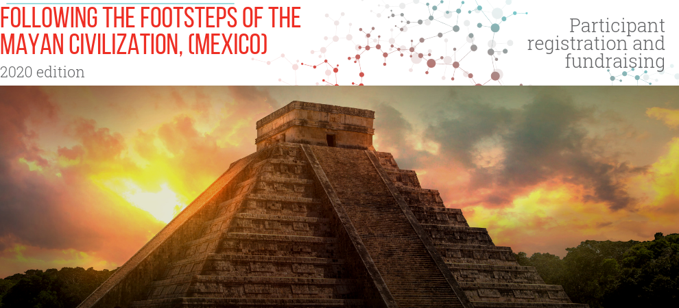 2020 Edition of Following the footsteps of the Mayan civilization, Mexico