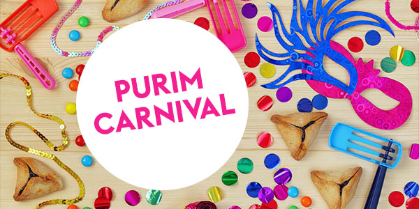Family Purim Carnival