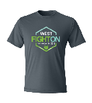 2019 West FIGHT ON Event T-Shirt