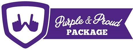 Purple and Proud Package