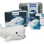 Beluga Whale Adoption Kit