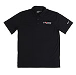Click here for more information about Nike Polo shirt - Black