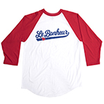 Click here for more information about Le Bonheur Baseball T-shirt