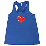 Click here for more information about Blue Tank Top