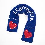 Click here for more information about Le Bonheur Scarf