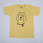 Click here for more information about Child Sized Dog T-shirt