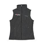 Click here for more information about Ladies Columbia Fleece Vest