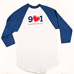 Click here for more information about 901 Baseball T-shirt