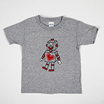 Click here for more information about Child Sized Robot T-shirt