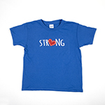Click here for more information about Child Sized Strong T-shirt