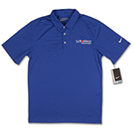 Click here for more information about Nike Polo shirt - Blue